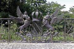 Sculptures sur l'île de Mainau