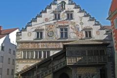 Maison bavaroise de Lindau