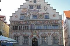 Lindau : maison peinte