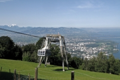 Téléphérique Bregenz- Pfander
