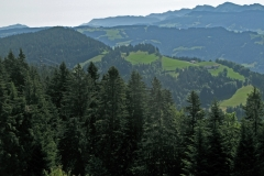 Panorama du Pfander