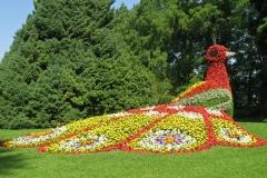 Composition florale d'une grande beauté