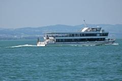 Liaison maritime sur le lac de Constance