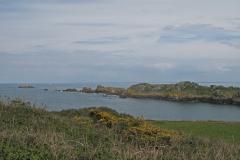 Pointe du Grouin, île des Landes