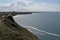 Pointe du Grouin, vue sur le cap Fréhel
