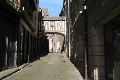 Rue de la cité de Saint-Malo