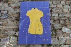"Cadran solaire ""Vénus"" de Sacha Sosno"