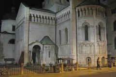 Cathédrale de San Vigilio où se tint le Concile de Trente