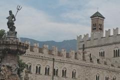 Palais Pretorio et fontaine de Neptune