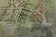 Plan ancien de Gourdon