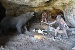 Hommes de Néandertal qui occupaient le site il y a 55 000 ans