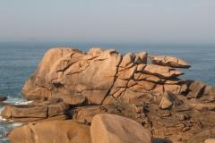 Rochers de granit rose de Ploumanach