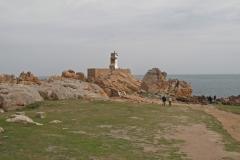Phare du Paon sur l'île de Bréhat