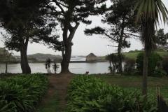 Bréhat : moulin à marée du Birlot