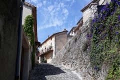 Ruelle de Saint-Jeannet