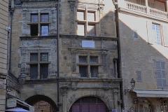 Sarlat : maison de La Boétie
