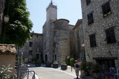 Entrée du centre historique
