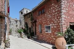 Une ruelle de la cité historique